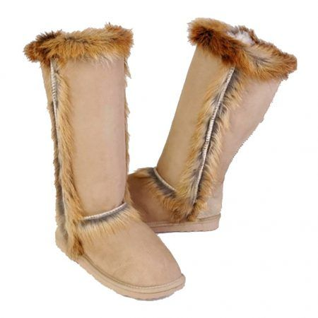 Foxy Long Ugg Boots