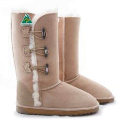 Long Toggle Boots