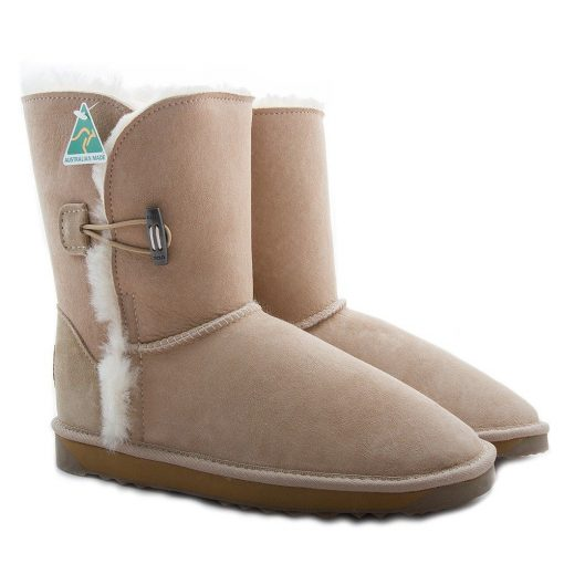 Short Toggle Boots
